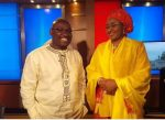 Aisha Buhari Speaks On U.S. Visit, Governor Fayose's Attacks