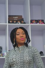 "Biola Adelowo Berths Makeup Academy, ""Behollaz Place"" In Ogba, Lagos"