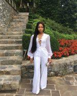 Must See Look: Stephanie Coker, Mocheddah Stun In White For Seyi Tinubu's Wedding