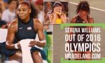 #Rio2016: Shock, Tears As Serena Williams Is Kicked Out Of Olympics By Ukrainian Elina Svitolina