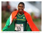 #Rio2016: Caster Semenya Runs Fastest Time In 800-Meter Semifinals On Her journey For Gold