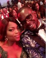 HML!!! Actress Funke Akindele And JJC Secretly Wed In London Yesterday