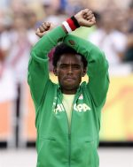Not Coming Back! Ethiopian Olympic Medalist Refuses To Return Home Days After Rio Olympics