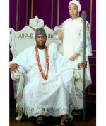 10 Times Ooni Of Ife And His Wife Gave Us 'Couple Goals' Through Pictures