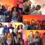 Turnup For Facebook! Mark Zuckerberg Hosts Nigerian Celebrities At The Naija Talent Lounge In Lagos
