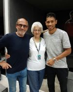 South African World Sprint Champion Wayde van Niekerk Reveals His 78-Year Old Coach