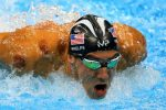 #Rio2016: US Swimmer Michael Phelps Wins His 21st Gold Medal