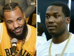 US Rappers, MEEK MILL And THE GAME Go To War On Instagram, How It All Began