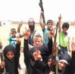 'Young Children Being Forced To Become Brutal Killers At An Early Age To Stop Them 'Growing Up To Be Cowards', A British ISIS Recruiter Says