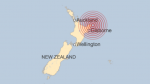 7.1 Earthquake Hits New Zealand, Security Forces Placed On Red Alert As Locals Were Asked To Leave Their Homes