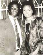 Bishop Oyedepo And Wife, Younger Days