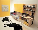 Amazing Designs For Children's Room With Small Spaces