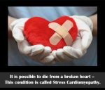 MUST READ: Broken Heart Syndrome – How You Can LITERALLY Die From It