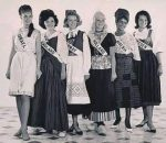 Throwback Photo Of Beauty Pageants Back Then…
