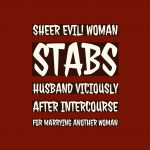 Sheer Evil! Woman Stabs Husband Viciously After Intercourse For Marrying Another Woman(Graphic Pic)