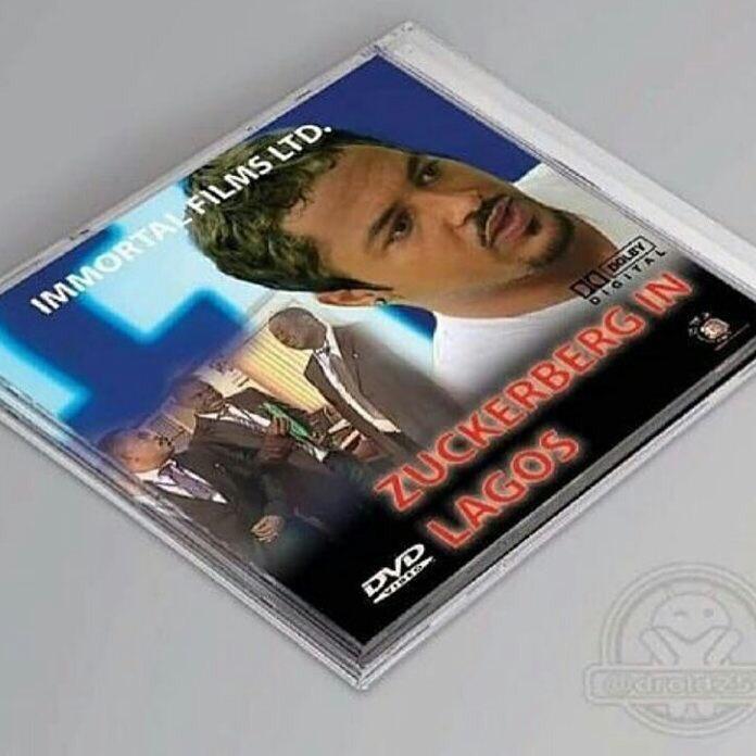 New Nollywood Movie Alert: Zuckerberg In Lagos…LOL