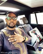 COZA Pastor Biodun Fatoyinbo Under Fire For Carrying Gucci Bag That Cost Over N1 Millon