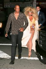 See What Hollywood Power Couples Wore For Beyonce's Soul Train Themed 35th Birthday Party