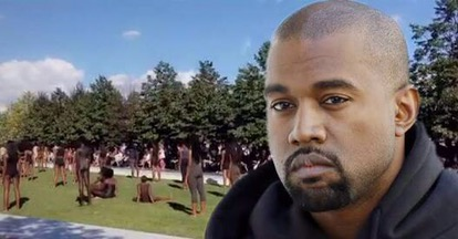 """Kanye West's Fashion Show Called """"A Disaster"""" By Critics"""