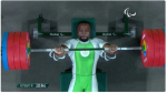 Paralympic:Power Lifter Paul Kehinde Breaks World Record Twice, Wins Nigeria's Second Gold Medal