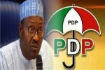 """Nigerians Didn't Elect You To Complain""- PDP Tells President Buhari In Eid-El-Kabir Message"