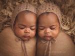 Too Cute: Heartwarming Photos Of Oyo state Governor, Abiola Ajimobi's twin grandsons