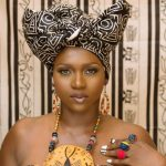 Fierce! Singer Waje Releases New Afro Centric