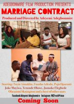 Adegbonmire Films Production Set To Premiere New Movie Marriage Contract Starring Toyin Aimakhu
