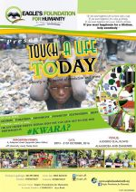 Touch A Life Today! Do Something Positive For Humanity