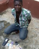 Baddest! Arrested Pickpocket Steals Policewoman's Money During Interrogation At RRS Office