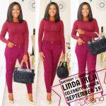 Happy 36th Birthday To Blogger Linda Ikeji