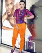 """""""I Am Not Gay! """"-Nigerian Male Barbie Idris Okuneye Olanrewaju AKA Bobrisky Insists In New Interview About His Life, Business And Status As Nigerian King Of Snapchat"""
