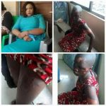 Wickedness: Woman Allegedly Punishes Maid Hot Iron, Boiling Water(Photos)