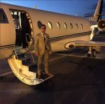 Christiano Ronaldos's Private Jet Crashes In Barcelona
