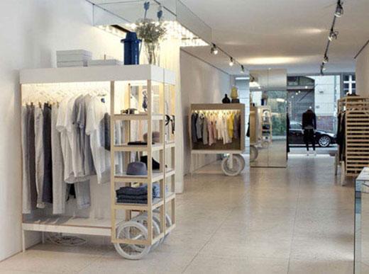Beautiful Small Boutique Interior Design Ideas Contemporary ...