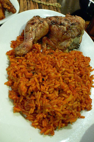 Sunday Lunch Series: Seasons Of JollofRice – What's Your Flavour?
