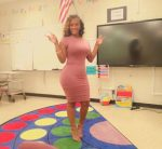 Would You Hire A Woman This Fine To Be Your Child's Lesson Teacher?