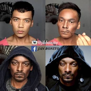 WOW! Could This Be The Best Make-up Artist In Current Times? Amazing Artist Can Make Himself Look Like Anyone