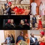 Check Out Beautiful Prewedding Photos Of Ex President Shehu Shagari's Granddaughter & Namadi Sambo's In-law
