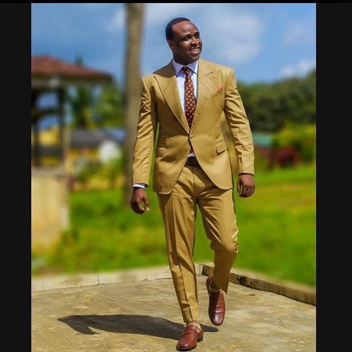 Actor Femi Adebayo Salami Looking Dapper In New Photo
