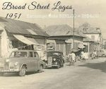 Photo Of The Day: Broad Street Lagos In 1951