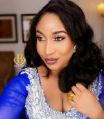 Tonto Dike's Husband Buys Her 2017 Lexus And A Security Pick Up Hilux In One Day(Photos)