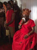 Photos Of The New Oba of Benin+ Dignitaries At The Coronation