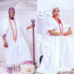 The Ooni Of Ife And Wife Shine In New Photos
