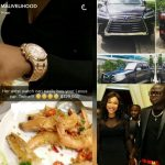 My Girl's Wristwatch Can Buy Your Lexus Car Twice — Tonto Dikeh's Ex Michael Awolaja Throws Shades At Her Over 2017 SUV From Her Husband