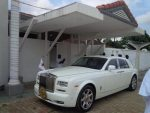 Photos Of The New Oba Of Benin's Customized Rolls Royce