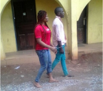 Dreaded Armed Robber, Girlfriend, Nabbed After Robbing Church In Edo