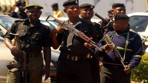 Police Kill Two As They Open Fire On Protesting Workers In Lagos