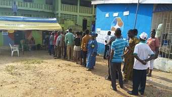 REAL-TIME PHOTOS Of Ongoing Voting Session In Ondo State