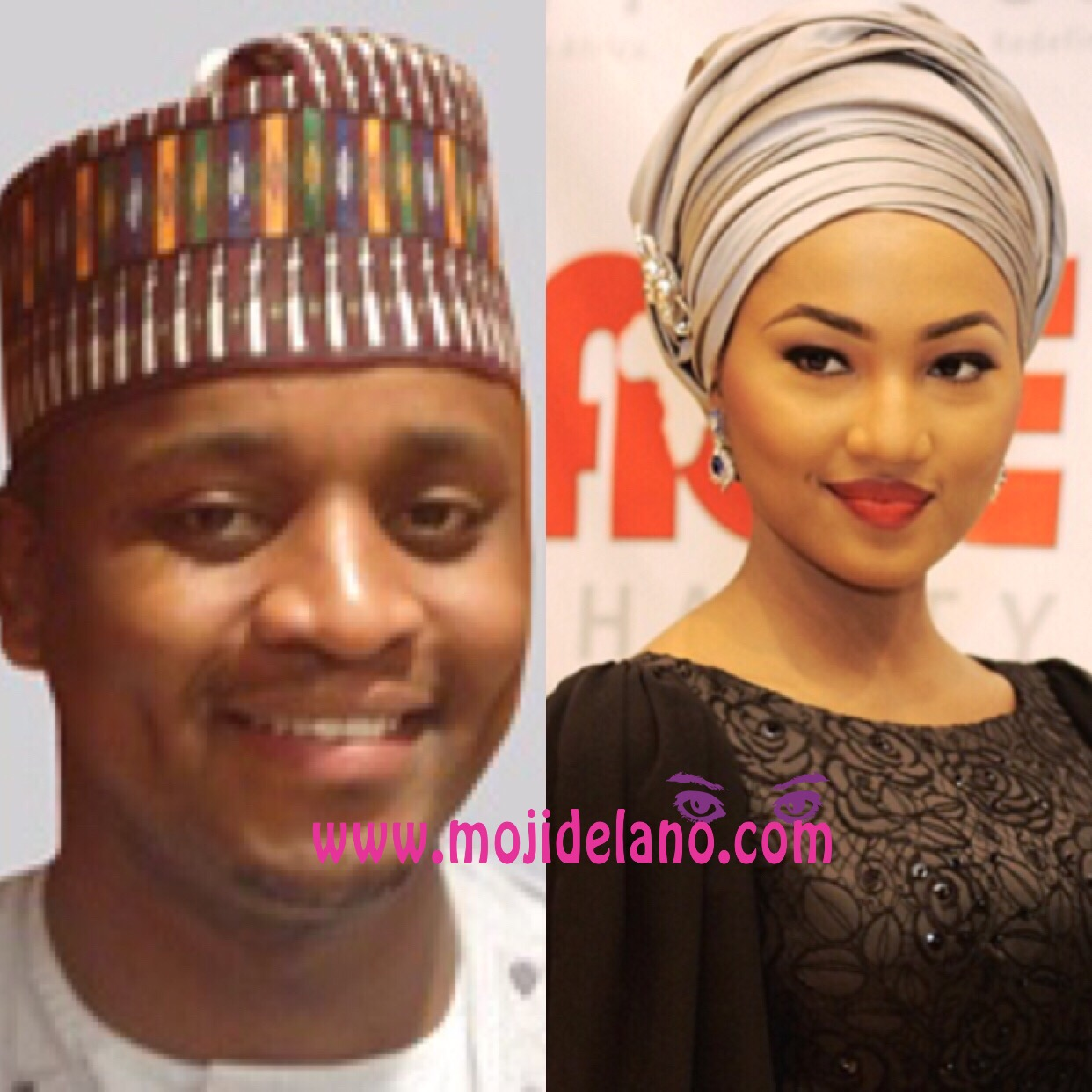 Wedding Bells! President Buhari's Daughter Zahra Set To Wed Ahmed Indimi